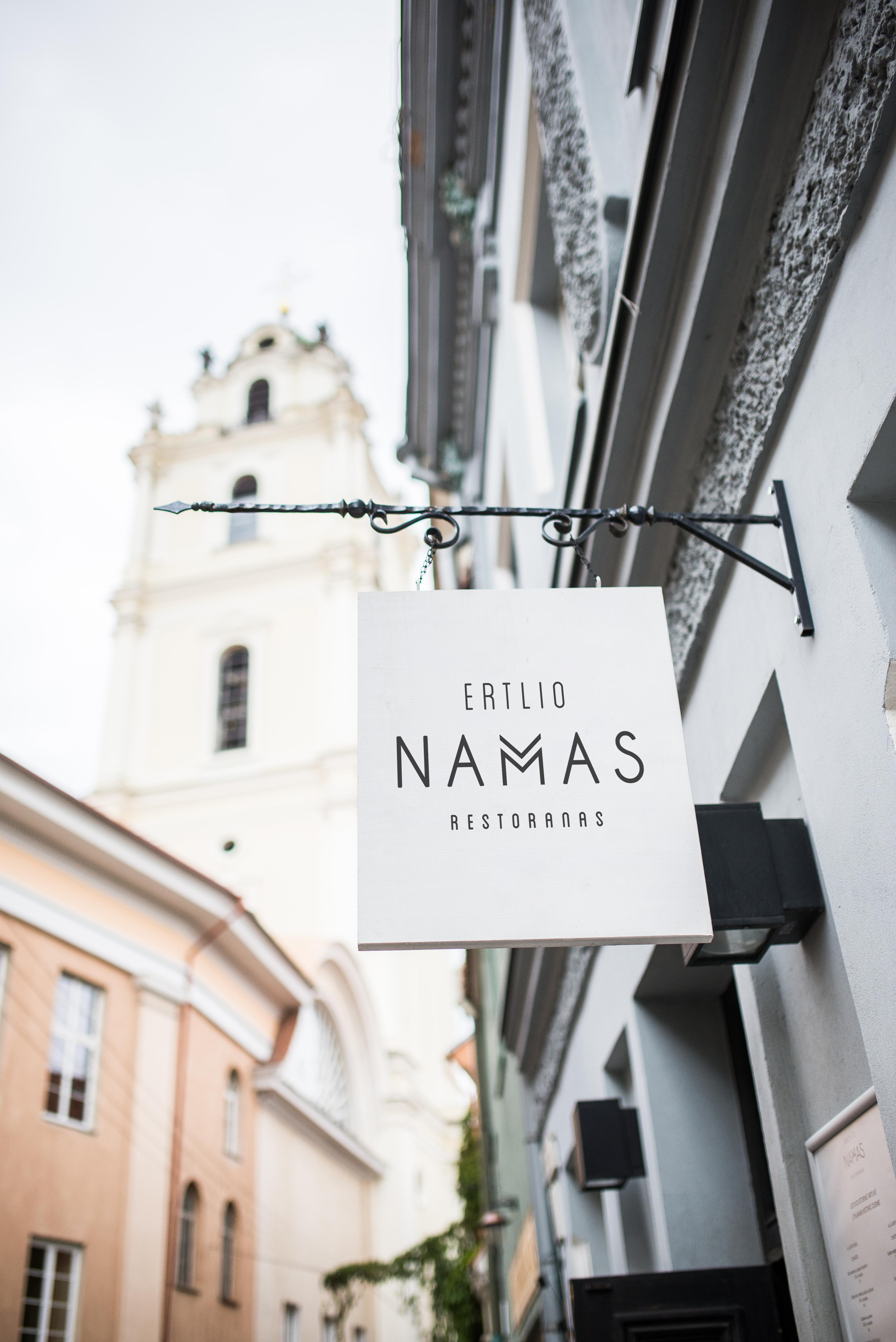 Restoranas Ertlio Namas
