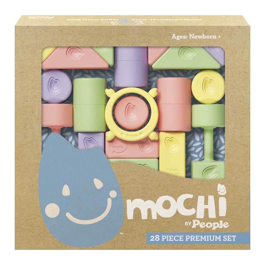 Mochi kaladėlės